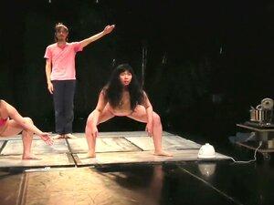 Nude theatre vimeo The Definition