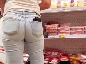 Join me in my exciting supermarket upskirt hunt