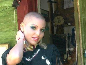 Bald Head Shave porn videos at Xecce.com