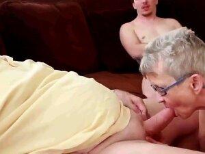 Oma wird vergewaltigt