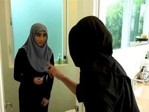 Porm hijab Arab