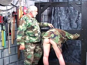 Nude army Military Men