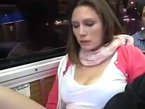 Bus sex porno